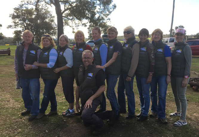 Community | Perth Horse Trials Volunteers